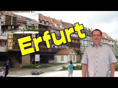 Lutherstadt Erfurt Thüringen-Sehenswürdigkeiten-Reisetipps Erfurt & Thüringen-Sights-Lutherjahr 2017