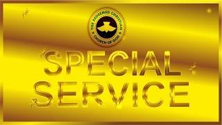 RCCG Dubai DECEMBER 2016 SPECIAL SERVICE