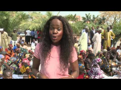 March calls for return of Nigeria schoolgirls abducted by Boko Haram