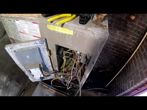 Magic Pak Furnace Removal Off Topic
