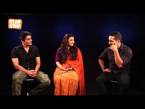 Tumhari Sulu ( Exclusive Interview ) | Vidya Balan | Manav Kaul | Star Stop