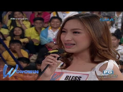 Wowowin: Campus beauty, naluha sa 'Willie of Fortune'