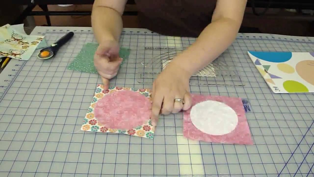Make A Quot Dot To Dot Quot Quilt Youtube