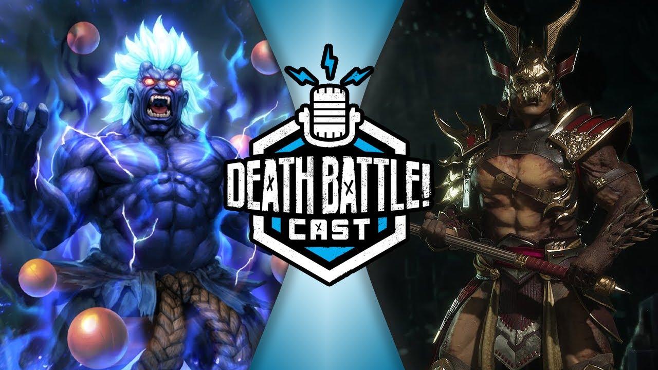 Star Fox vs Poe Dameron | DEATH BATTLE Cast #217