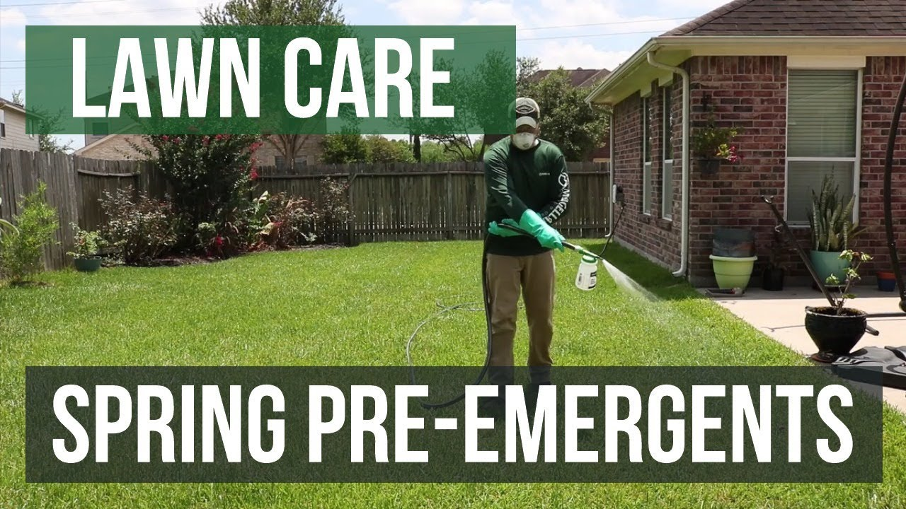 Spring Pre Emergents A Lawn Care Guide
