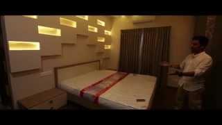 Mrs Vasiya Aleem's 5BHK villa interiors in Bangalore Bangalore Interior designers
