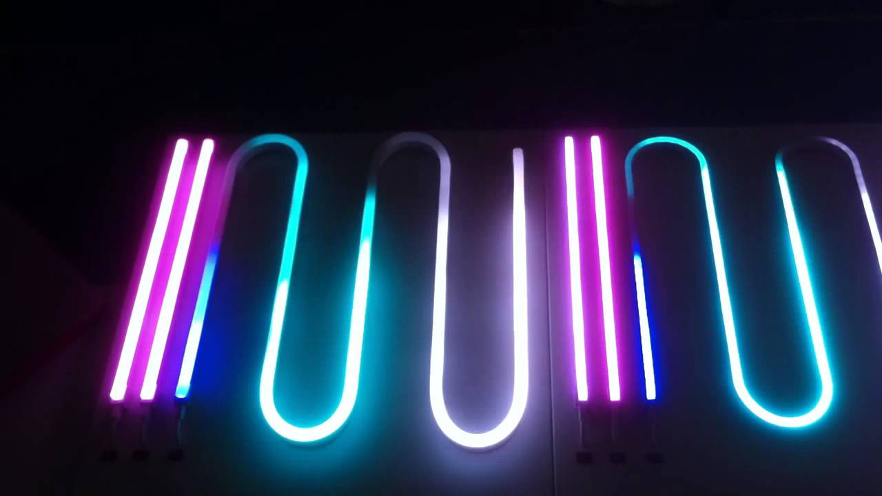 Digital LED Neon Flex (colorful chasing)