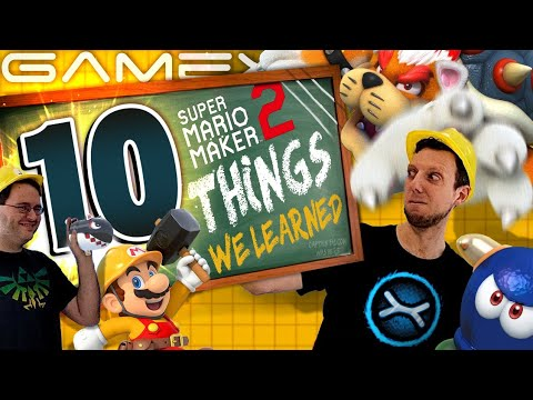 10 NEW Super Mario Maker 2 Details (No amiibo, Unlocks, Meowser, Easter Eggs, & More!)
