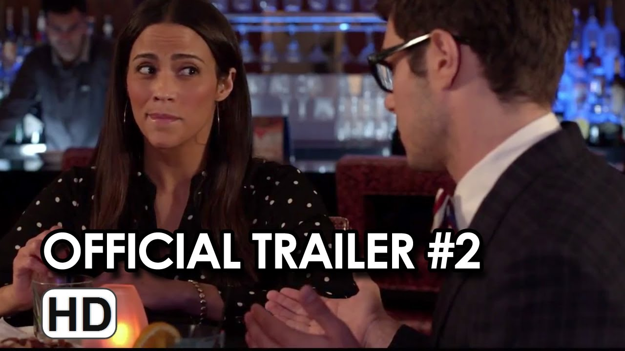 Download Baggage Claim Official Trailer #2 (2013) - Paula Patton, Taye Diggs Movie HD