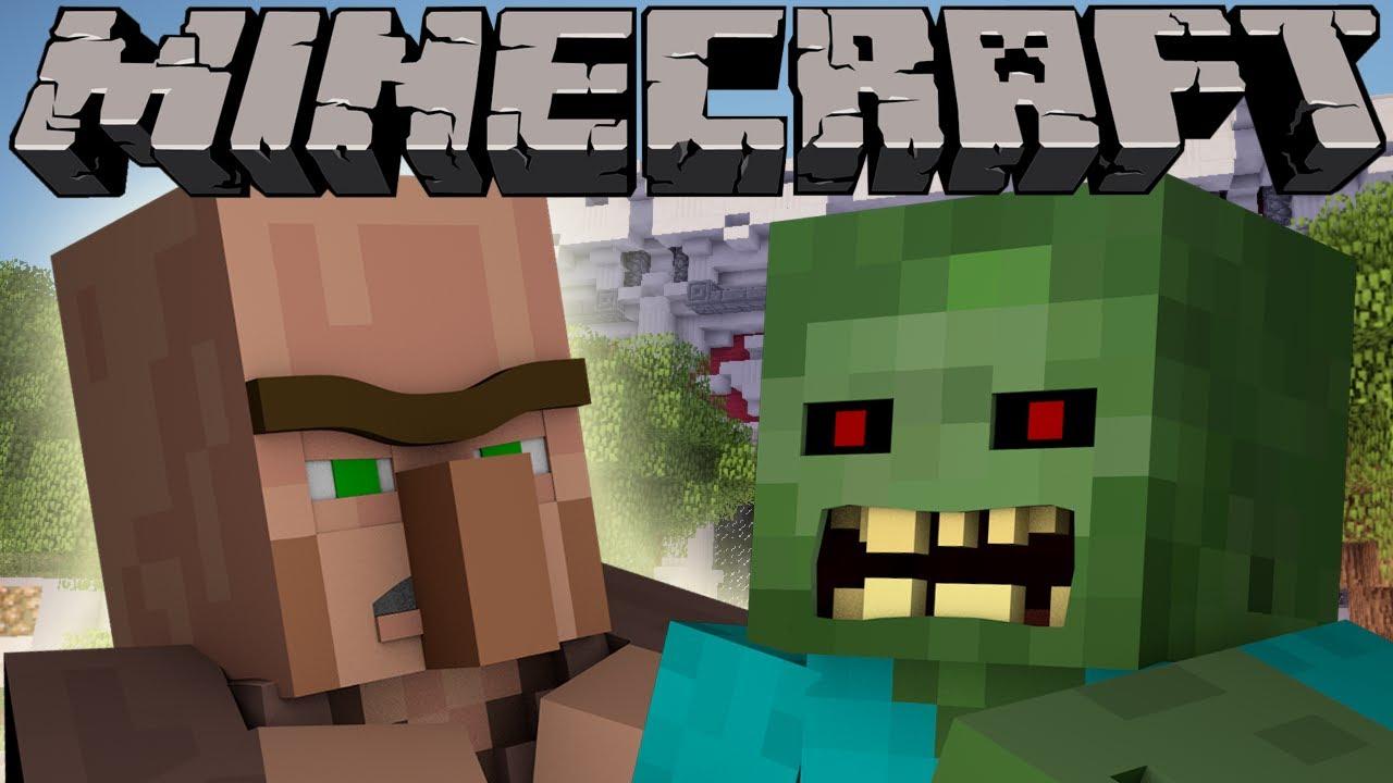 Mc zombie villager minecraft