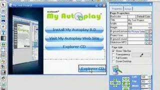 Arafasoft My Autoplay 8.0 Overview