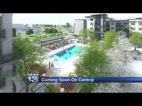 Developer releases plans for major Albuquerque project