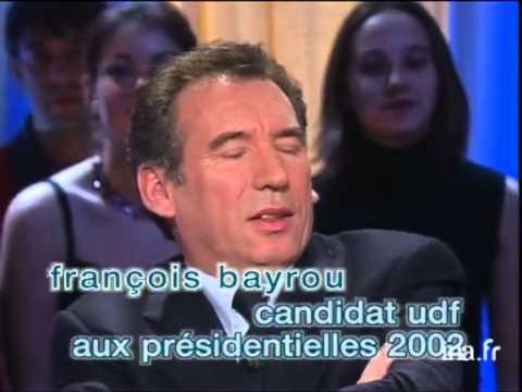 Interview biographie de François Bayrou - Archive INA