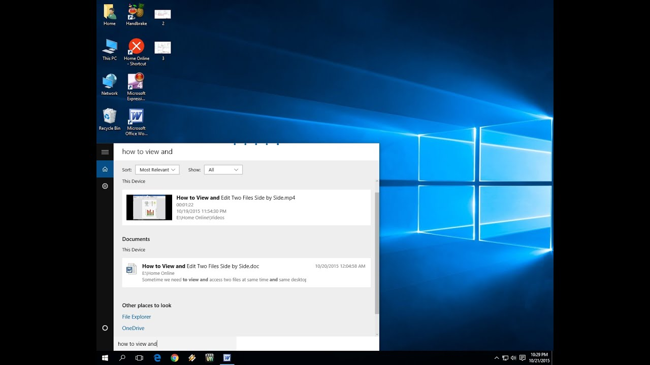 windows 10 how to search files folders text content windows 7 81 10 youtube