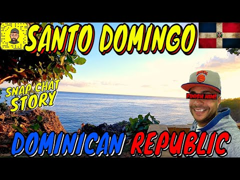 SANTO DOMINGO EXPERIENCE 2020 | MY ENTIRE DOMINICAN REPUBLIC VACATION SNAPCHAT STORY