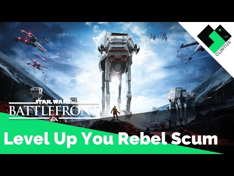 Star Wars Battlefront \\ Level Up You Rebel Scum [Live Recording]