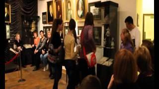 видео выставка в музее бахрушина