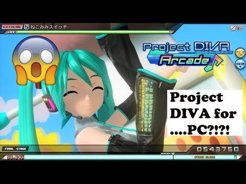 🏷️ Project diva arcade pc dump download | Hatsune Miku Project