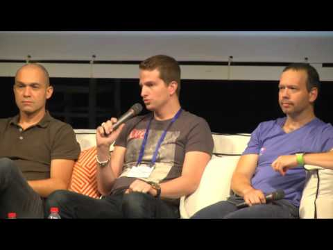 Geektime Conference 2015- Gaming Nation [Panel]