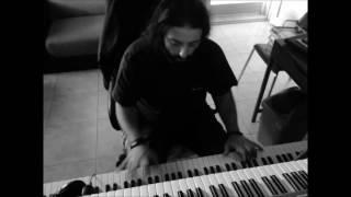 φοβαμαι για σενα νίκος βέρτης piano cover by chris sitaridis