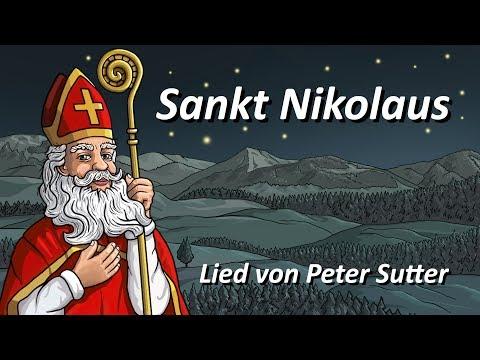 Sankt Nikolaus Lied Peter Sutter