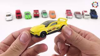 Cars Toys Reviews
