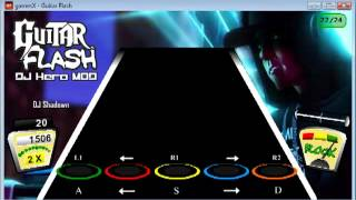 Guitar Flash [DJ Hero] Party Rock Anthem
