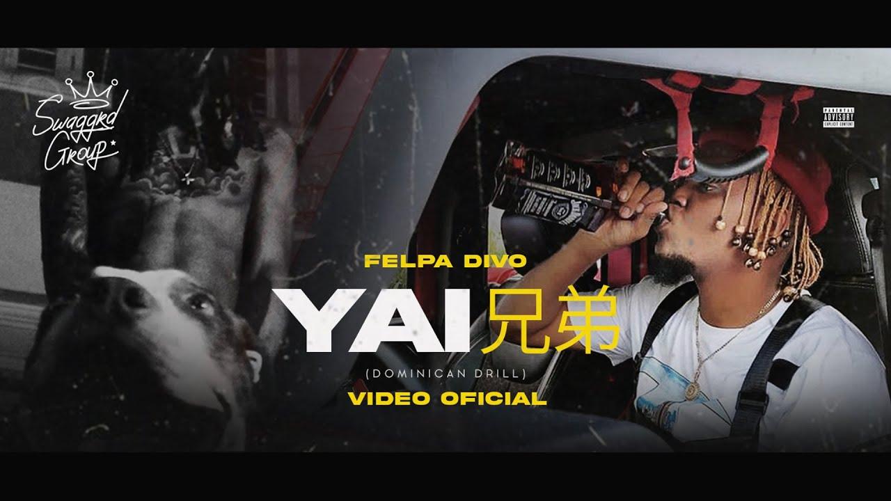Felpa Divo - Yai 🉐 (Dominican Drill)   Video Oficial