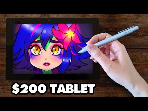 ☆ BEST BUDGET ART TABLET?!    IPad Alternative??    + GIVEAWAY    Picasso Tab☆