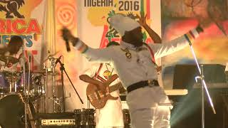 "Redfyah ""SONG 1"" (LIVE at Africa Meets Reggae & World Music International Festival 2016)"