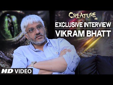 Exclusive: Vikram Bhatt Interview | Creature 3D | Bollywood Interviews | T-series
