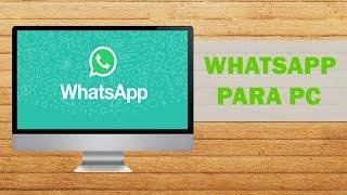 Instalar WhatsApp en Windows  sin celular