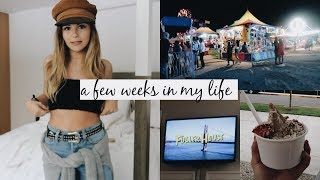 A FEW WEEKS IN MY LIFE VLOG l Olivia Jade