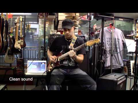 XOTIC Effects : RC BOOSTER / Jeremy Tordjman