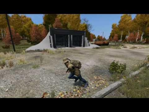 DayZ Standalone 0.60 Обновления милитари база ТИСЫ новый бункер