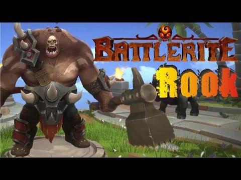 видео: rook (Рук) обзор героя из игры battlerite. Огр берсерк.