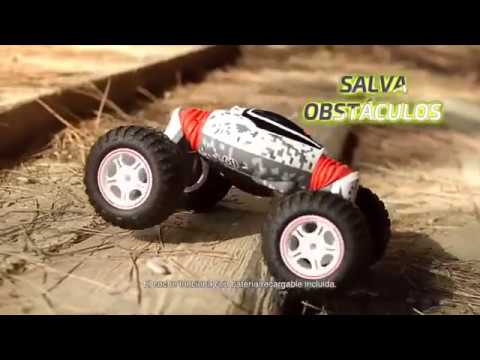 Coche Escalator Radio Control Ninco
