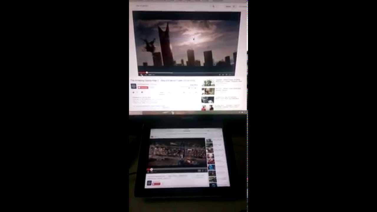 how to make youtube fullscreen on safari ipad