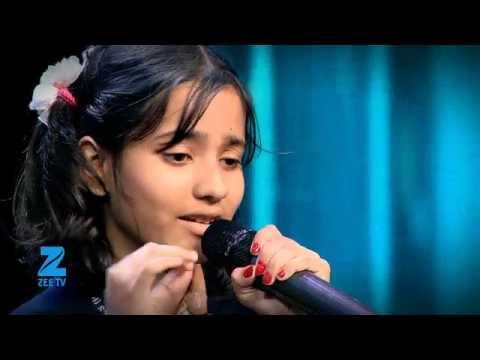 Zee TV - SAREGAMAPA Lil Champs - BIDIPTA