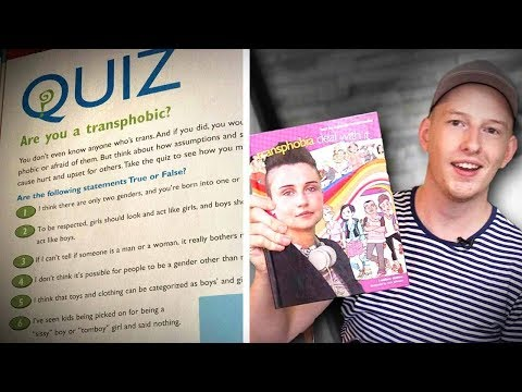 Are you transphobic? Take the quiz (that kids in Nova Scotia