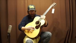 new! martin 000-18 acoustic guitar with case! guitar shoppe review