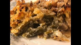 How To Make Green Bean Casserole: Texas Style Cuisine