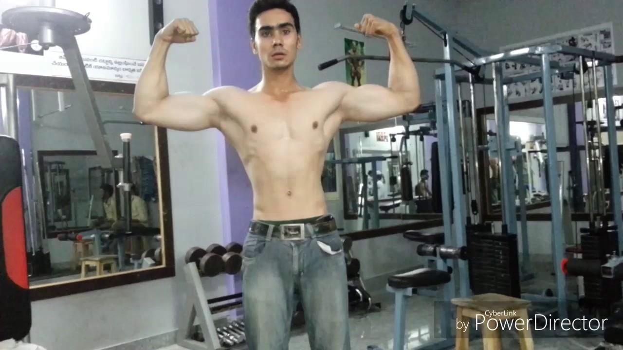 Arnold hafiz posing jan in rayachoty gold s gym youtube