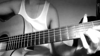 Lời Nói Dối Chân Thật - JustaTee ft Kimmese ( FingerStyle Cover)