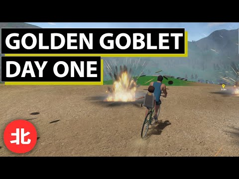 Just Your Average Bike Ride In 2020 - Guts And Glory (Golden Goblet: Day One)