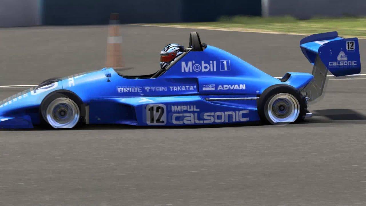 Forza 6 F1 Times At Indy Formula Mazda