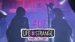 Let's Play LIFE IS STRANGE: Before the Storm #2 - Mega geiles Konzert [Deutsch/German]