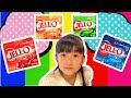 【Kids Learn Colors with JELLO】Funny Finger Family Nursery Rhymes song for Kids and Babies