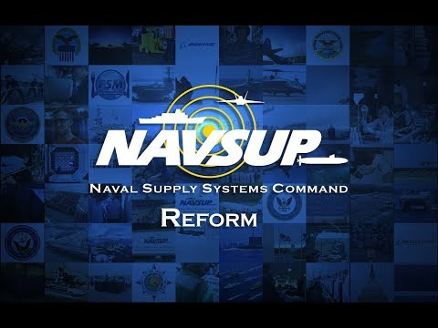 Naval Supply Systems Command: Reform