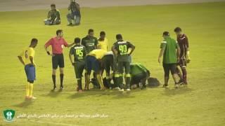 فيديو | شاهد إصابة #إسلام_سراج القوية
